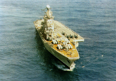 Indian Aircraft Carrier on India  Russia To Break Deadlock Over Gorshkov Aircraft Carrier