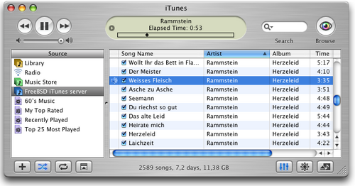 how to download purchased itunes music to ipod