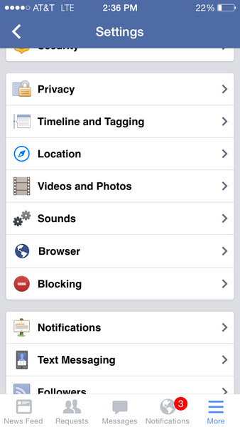 How to Stop AutoPlay Sound on Facebook Videos on iPhone